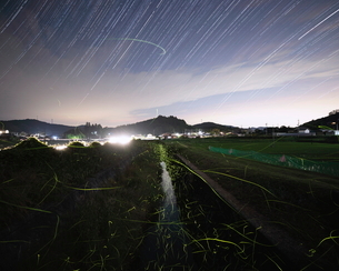 能勢町長谷 日本 大阪府 豊能郡の写真素材 [FYI03406318]