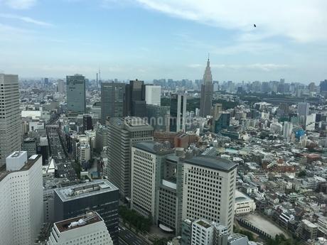 都会の風景の写真素材 [FYI03406538]