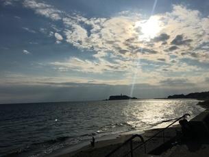 Sunset の写真素材 [FYI03406581]