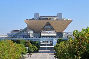 東京ビッグサイト会議棟の写真素材 [FYI03406605]