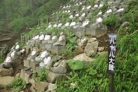 西桂町の八十八大師の写真素材 [FYI03406898]
