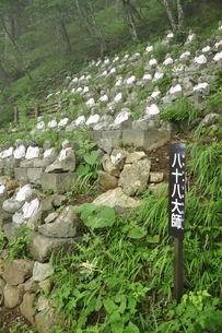 西桂町の八十八大師の写真素材 [FYI03406899]