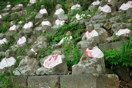 西桂町の八十八大師の写真素材 [FYI03406902]
