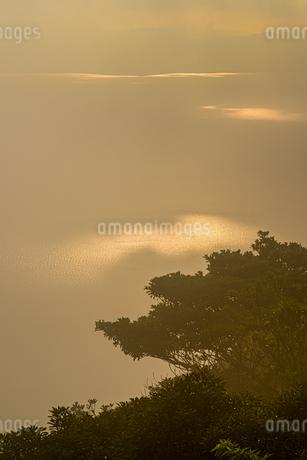寺山公園展望台からの眺め 日本 鹿児島県 鹿児島市の写真素材 [FYI03407336]