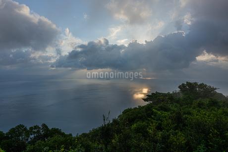 寺山公園展望台からの眺め 日本 鹿児島県 鹿児島市の写真素材 [FYI03407337]