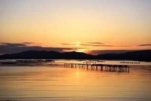 久美浜湾 日本 京都府 京丹後市の写真素材 [FYI03407342]