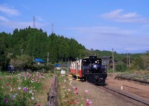 小湊鉄道 月崎駅 日本の写真素材 [FYI03407385]