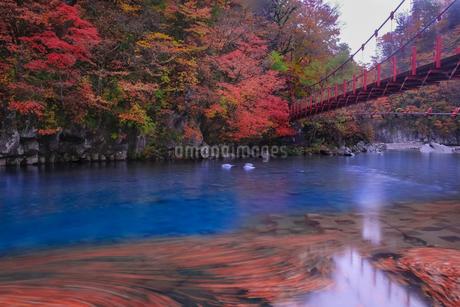 法体の滝 日本 秋田県 由利本荘市の写真素材 [FYI03407410]