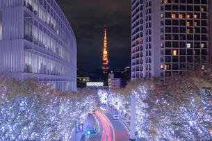 六本木ヒルズ 日本 東京都 港区の写真素材 [FYI03407435]