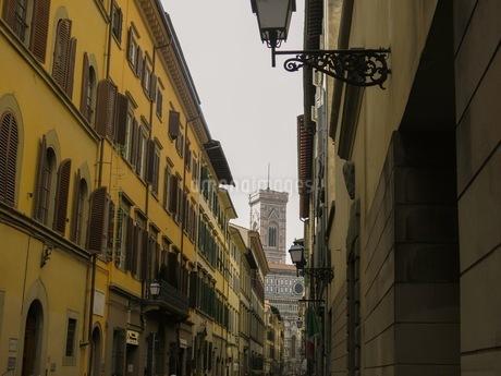 フィレンツェの街並みの写真素材 [FYI03407478]