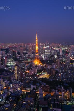 六本木 日本 東京都 港区の写真素材 [FYI03407521]