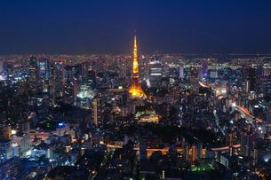 六本木 日本 東京都 港区の写真素材 [FYI03407532]