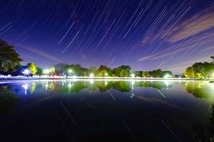 忍城 水城公園 日本 埼玉県 行田市の写真素材 [FYI03407535]