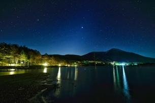 女神湖 日本 長野県 立科町の写真素材 [FYI03407539]