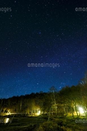 女神湖 日本 長野県 立科町の写真素材 [FYI03407540]