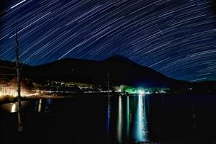 女神湖 日本 長野県 立科町の写真素材 [FYI03407541]