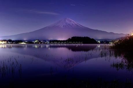 河口湖大石公園 日本 山梨県 富士河口湖町の写真素材 [FYI03407555]