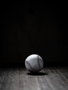 野球のボールの写真素材 [FYI03408111]