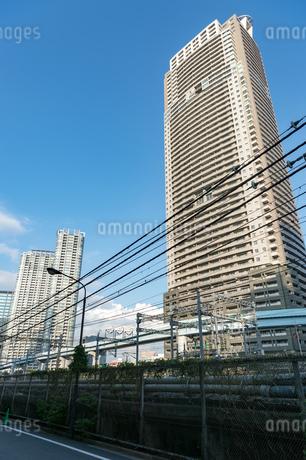 東京の風景の写真素材 [FYI03408147]