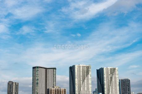 東京の風景の写真素材 [FYI03408161]