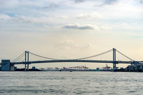 東京の風景の写真素材 [FYI03408166]