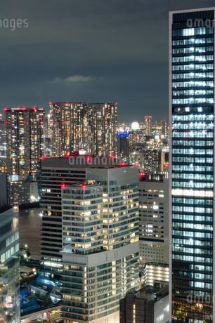 東京の夜景の写真素材 [FYI03408172]