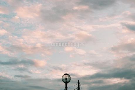 夕方の写真素材 [FYI03408233]