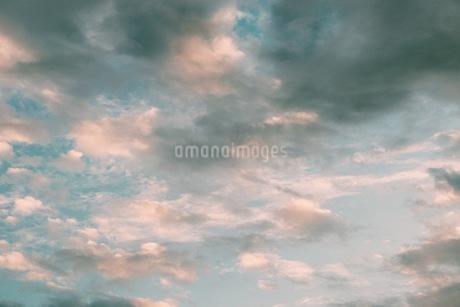 夕方の写真素材 [FYI03408234]