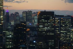 シーサイドトップ(世界貿易センタービルの展望台)からの風景の写真素材 [FYI03408312]