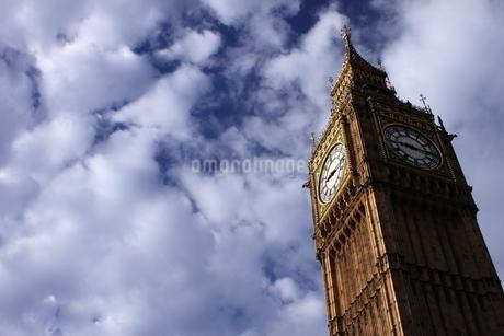 The Big Benの写真素材 [FYI03408522]