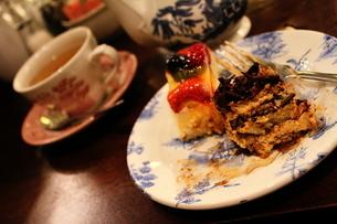 British tea timeの写真素材 [FYI03408546]
