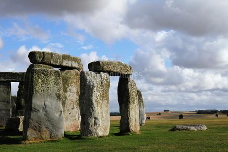 The Stone hengeの写真素材 [FYI03408559]