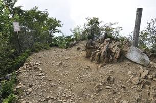 山梨百名山 滝子山の写真素材 [FYI03408608]