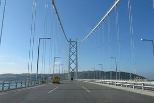 明石海峡大橋の写真素材 [FYI03408697]