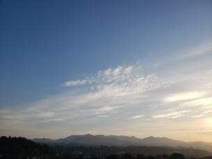 夕暮れ前に…の写真素材 [FYI03408735]