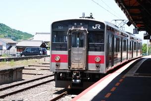 jr四国鉄道の写真素材 [FYI03408762]