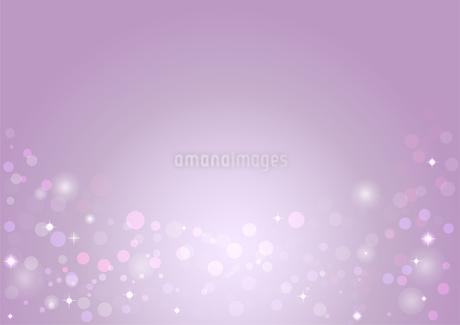 キラキラ背景素材のイラスト素材 [FYI03408834]