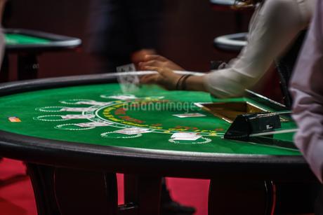 カジノのイメージの写真素材 [FYI03408860]
