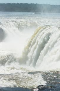 アルゼンチン側のイグアスの滝の写真素材 [FYI03409086]