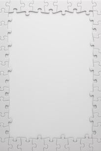 ジグソーパズルの枠の写真素材 [FYI03409242]
