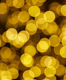 クリスマスイルミネーションの写真素材 [FYI03409247]