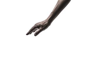 男の手の写真素材 [FYI03409320]