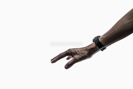 男の手の写真素材 [FYI03409321]