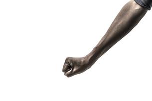 手を握るの写真素材 [FYI03409322]