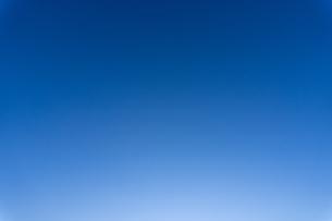 青い空の写真素材 [FYI03409451]