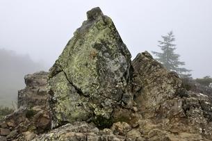 神部岩の写真素材 [FYI03409566]