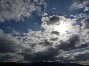 久々の太陽の写真素材 [FYI03409941]
