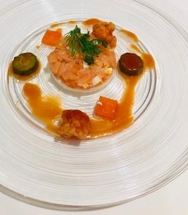 魚料理②の写真素材 [FYI03410681]