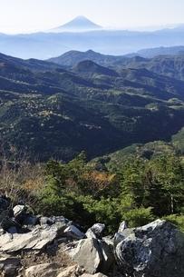 大ナギより富士山の写真素材 [FYI03410787]