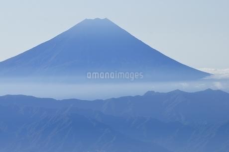 富士山遠望の写真素材 [FYI03410793]